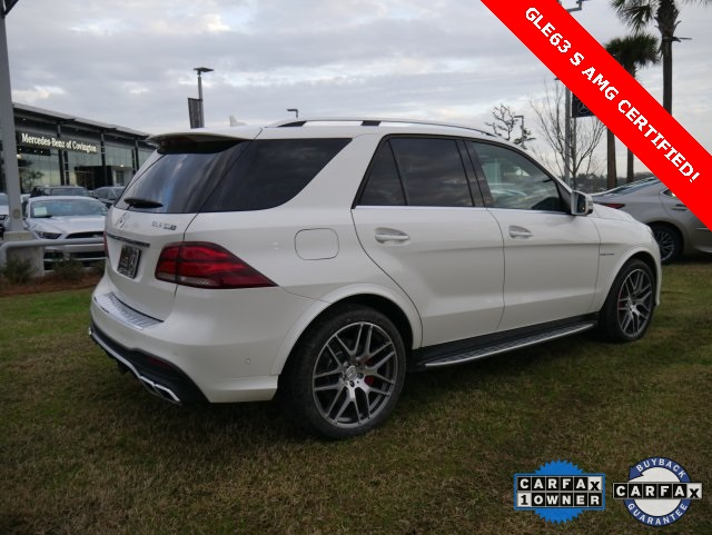 Certified Pre-Owned 2019 Mercedes-Benz GLE GLE 63 S AMG®