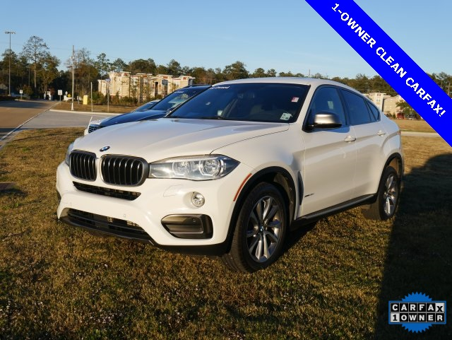 Pre-Owned 2017 BMW X6 xDrive35i