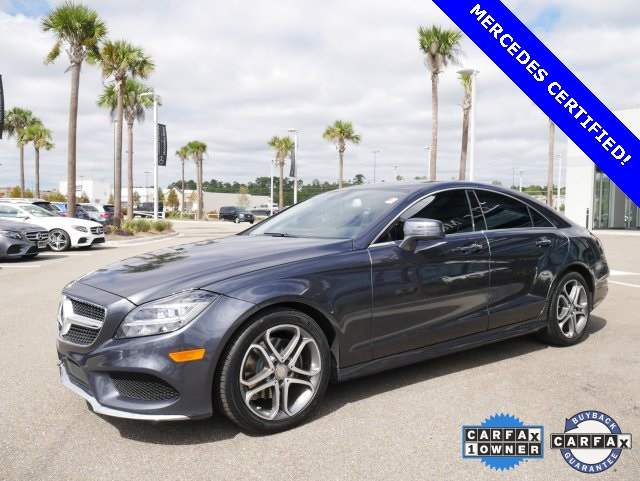 Certified Pre-Owned 2016 Mercedes-Benz CLS CLS 400