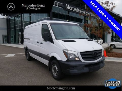 Pre-Owned 2015 Mercedes-Benz Sprinter 2500 Cargo 144 WB