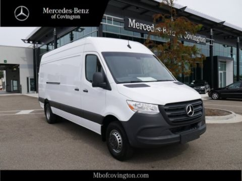 New 2019 Mercedes-Benz Sprinter 3500 Crew 170 in. WB